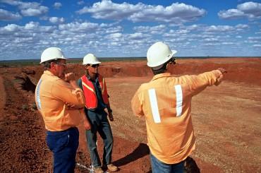 Projet de construction d'une mine de charbon en Australie