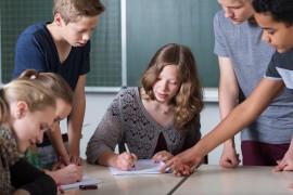 Lernsituation in der Schule