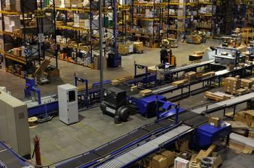 Services logistiques - Rexel