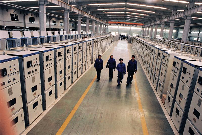 marché industriel - tableautier