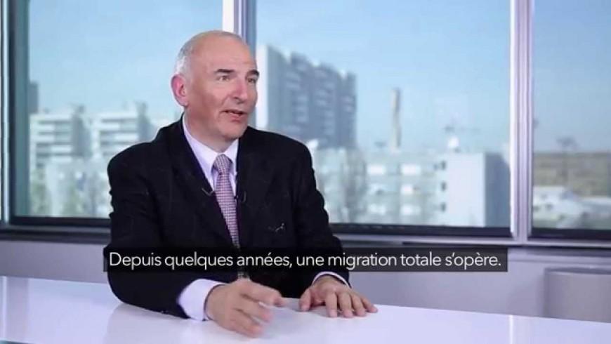 Patrick Berard, Directeur général Europe, explique la révolution du multicanal, sa traduction dans l'organisation de Rexel et son impact sur la satisfaction des clients.